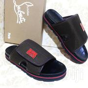 Black With Tiny Dot Netdesign Pam by Christian Louboutin | Shoes for sale in Lagos State, Lagos Island