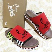 Multicolor Designer's Pam Slippers by Christian Louboutin | Shoes for sale in Lagos State, Lagos Island