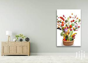 Fruits 1pcs Canvas Wall Art | Home Accessories for sale in Lagos State, Agege