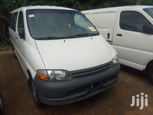 Toyota HiAce 1998 White | Buses & Microbuses for sale in Lagos State, Apapa