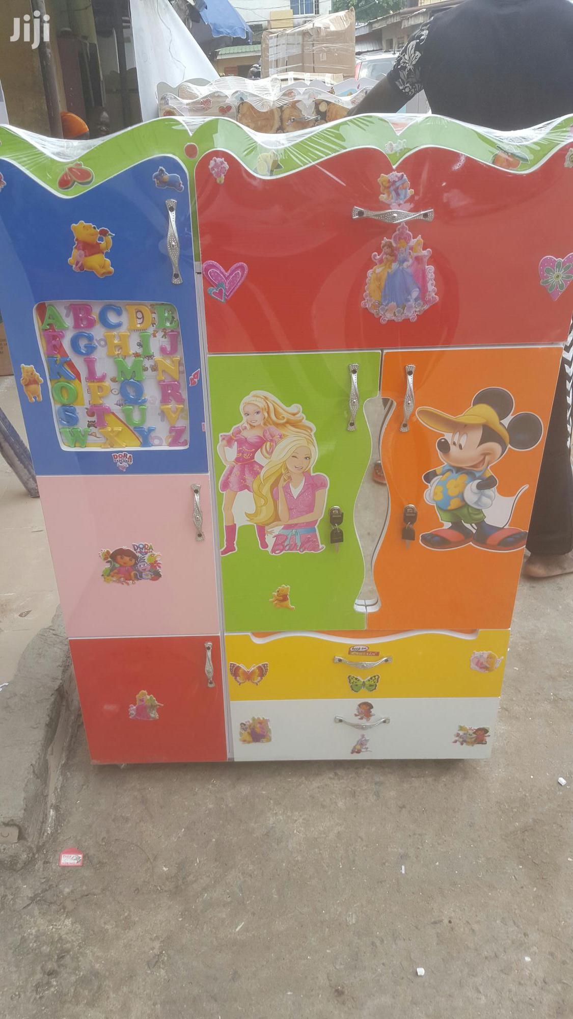 Children Wardrobe | Children's Furniture for sale in Lagos Island (Eko), Lagos State, Nigeria