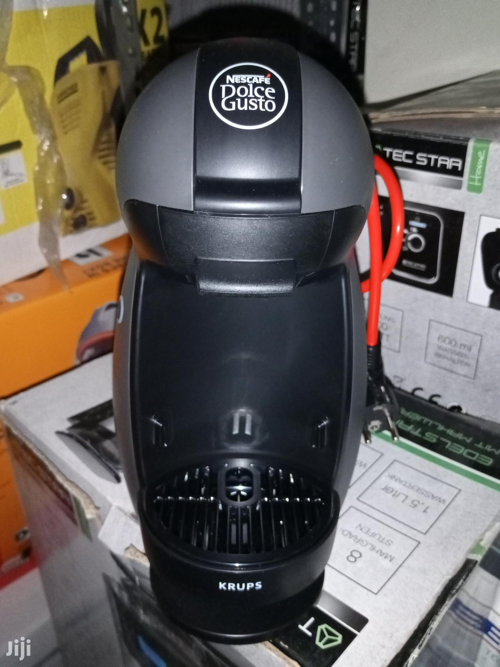 Archive: Coffee Maker Krups Nescafe Dolce Gusto
