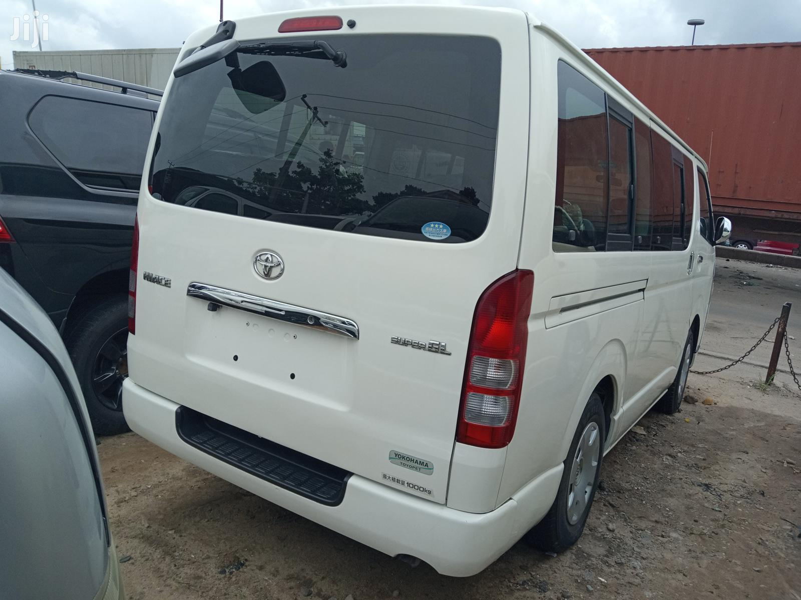 Toyota HiAce 2010 White | Cars for sale in Apapa, Lagos State, Nigeria