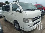 Toyota HiAce 2010 White | Cars for sale in Lagos State, Apapa