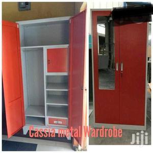 Metal Wardrobe 2doors   Furniture for sale in Lagos State, Ojo