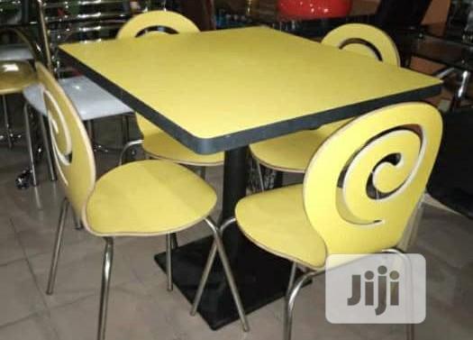 Unique Restaurant Table by 4