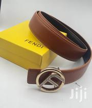 Italian Fendi Classic Belts | Clothing Accessories for sale in Lagos State, Lagos Island