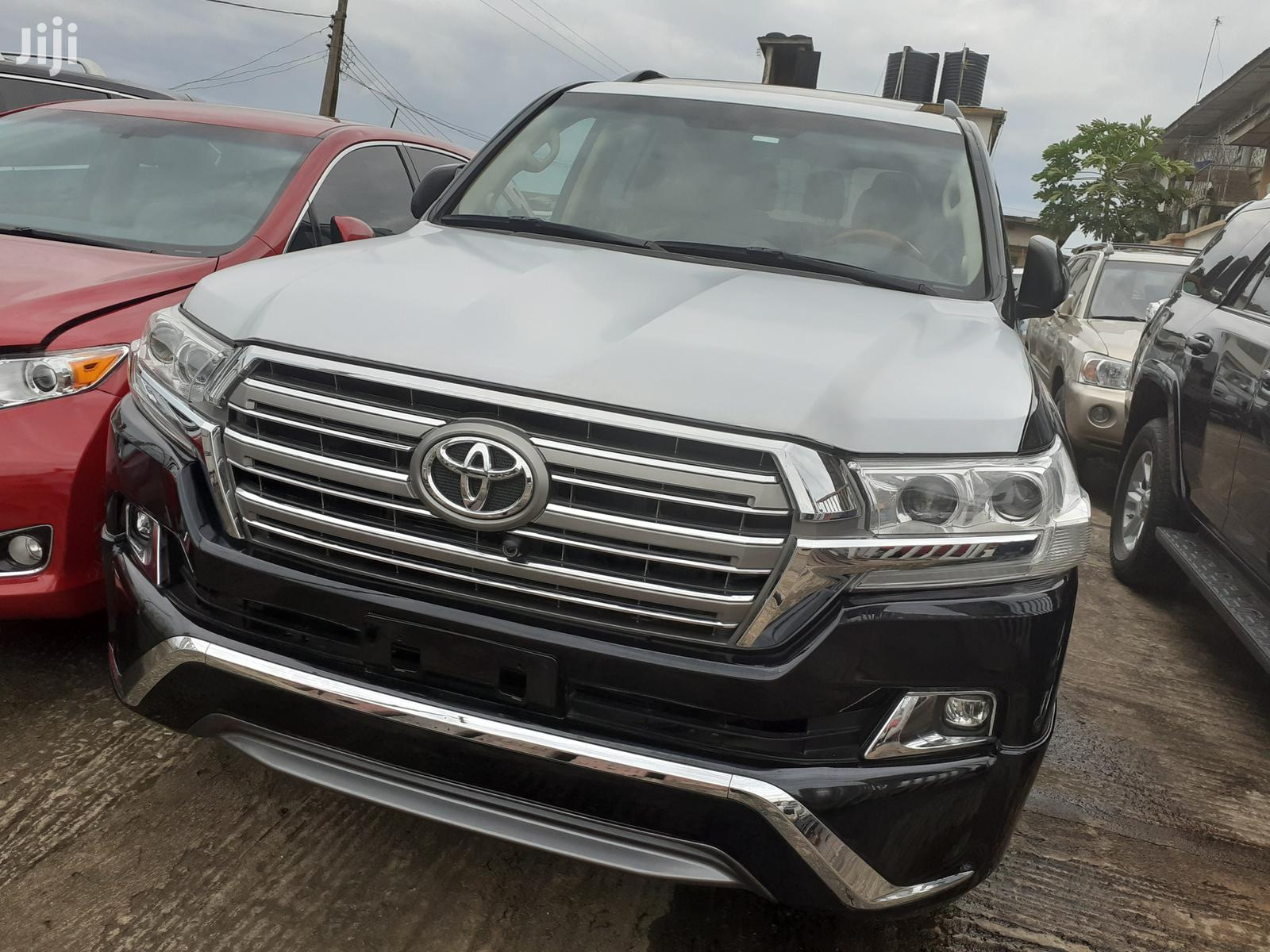 Toyota Land Cruiser 2018 Black | Cars for sale in Ibadan, Oyo State, Nigeria