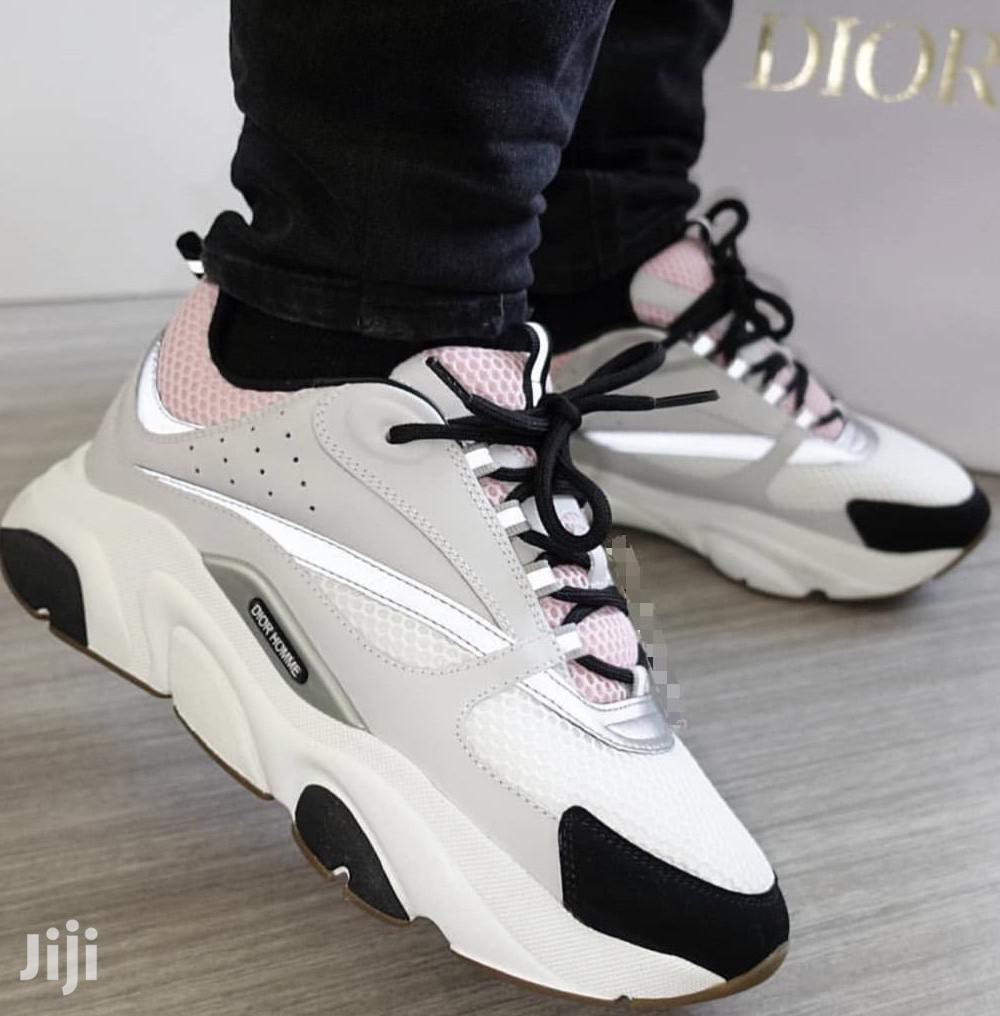 Christian Dior Homme B22 Men'S Sneakers