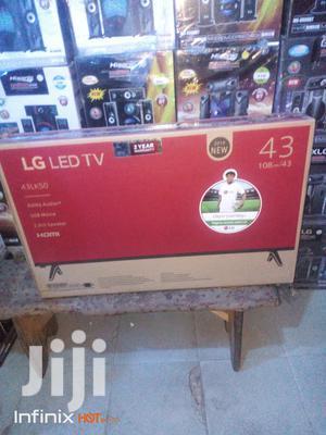 LG LED Tv 43inch | TV & DVD Equipment for sale in Edo State, Benin City