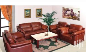 Imported Leather Sofa | Furniture for sale in Lagos State, Badagry