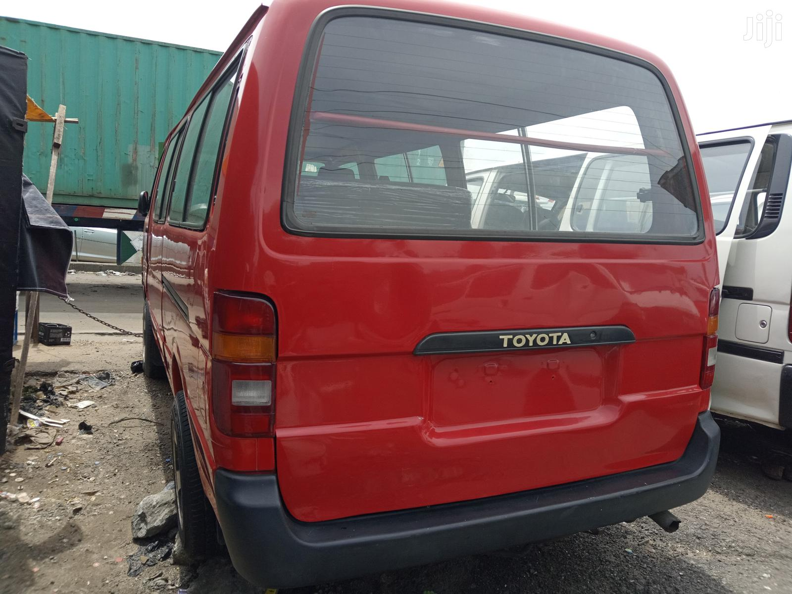 Toyota HiAce 1999 Red | Cars for sale in Apapa, Lagos State, Nigeria