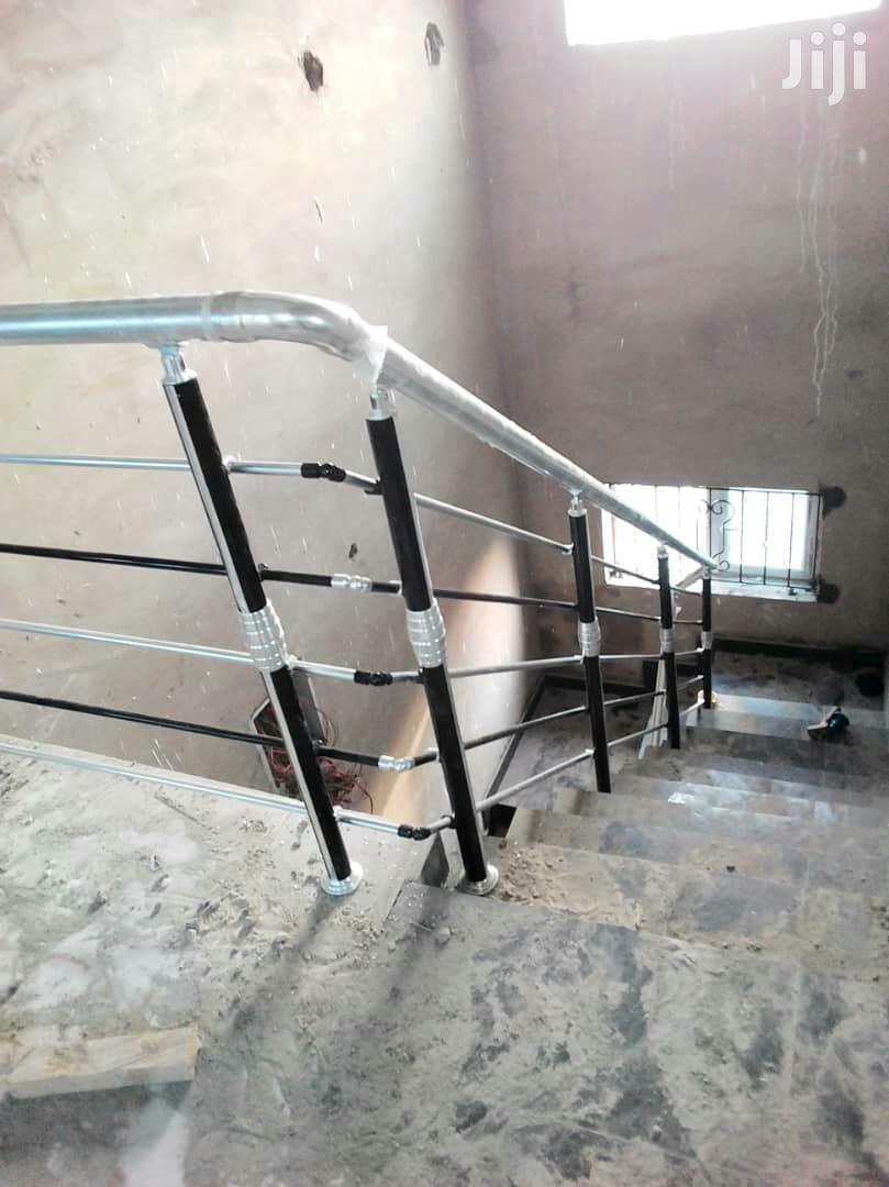 Stainless Steel Handrails | Building Materials for sale in Lagos State, Nigeria
