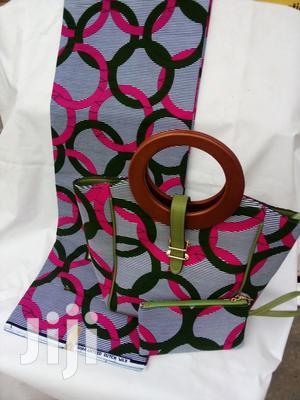 Fancy Imported Ankara Handbag   Bags for sale in Lagos State, Ikeja