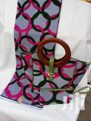 3 Sets Imported Ankara Handbag | Bags for sale in Lagos State, Ikeja
