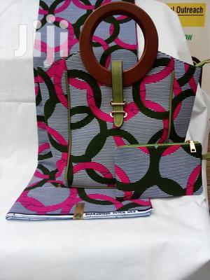 Durable Imported Ankara Handbag | Bags for sale in Lagos State, Ikeja