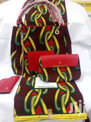 Quality And Affordable Imported Ankara Handbag | Bags for sale in Lagos State, Ikeja