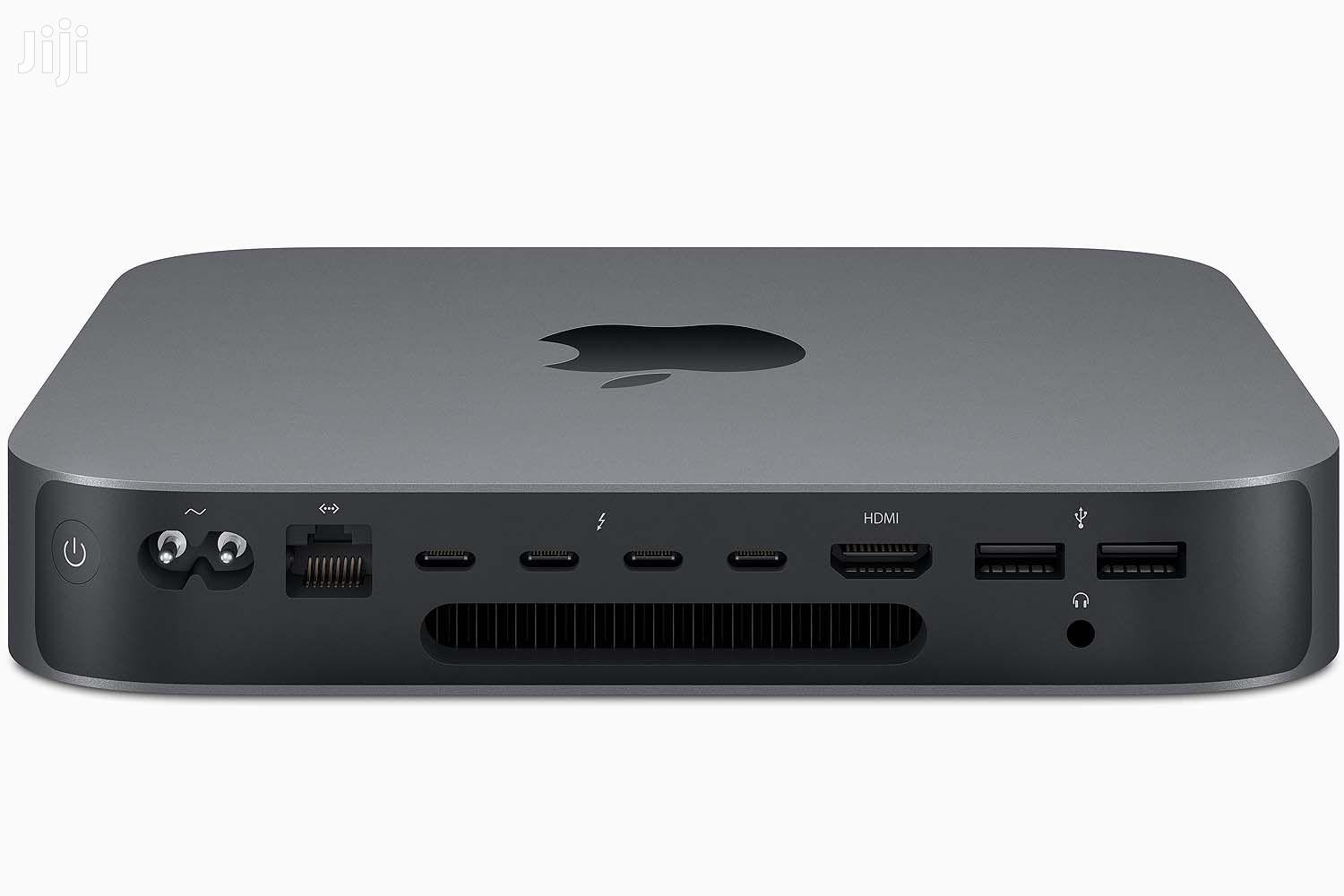 New Desktop Computer Apple Mac Mini 8GB Intel Core M SSD 512GB | Laptops & Computers for sale in Ikeja, Lagos State, Nigeria