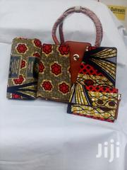 Adorable 3 in 1 Imported Ankara Handbag | Bags for sale in Lagos State, Ikeja