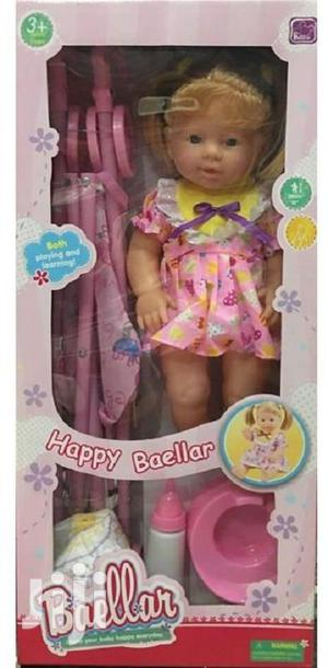 Baby Doll With Stroller (Children Toys)   Prams & Strollers for sale in Abuja (FCT) State, Wuse