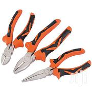 Generic Soft Grip Pliers Set MULTICOLOURS (3 Piece) | Hand Tools for sale in Lagos State, Lagos Island
