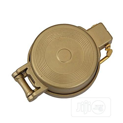 Footful Military Engineer Directional Compass North Arrow Floating