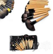24pcs Brush Set Synthetic Hair Brushes Set Beauty Saloon Makeup Tools | Tools & Accessories for sale in Lagos State, Ikeja
