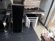 Brand New Foreign Marble Dining Table With 3years Warranty Signed | Furniture for sale in Lagos State, Ojo