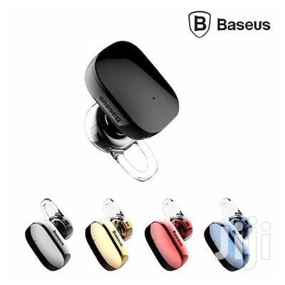Archive: BASEUS Encok A02 Mini Light Weight Wireless Bluetooth