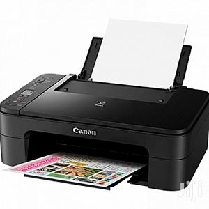Canon Pixma TS3140 AIO Wireless Printer Print, Scan Copy | Printers & Scanners for sale in Lagos State, Alimosho