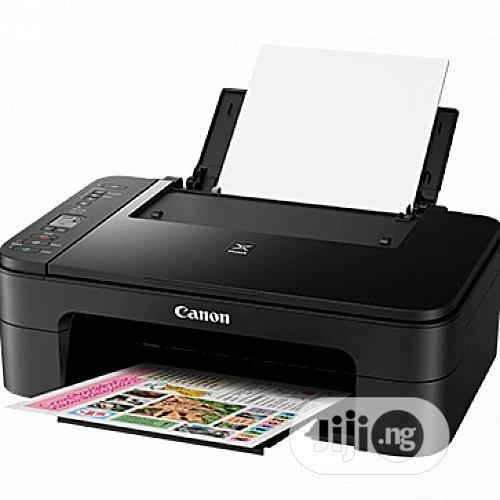 Canon Pixma TS3140 AIO Wireless Printer Print, Scan Copy