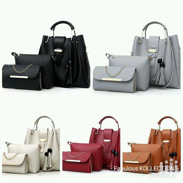 Classic Pure Leather Bags.