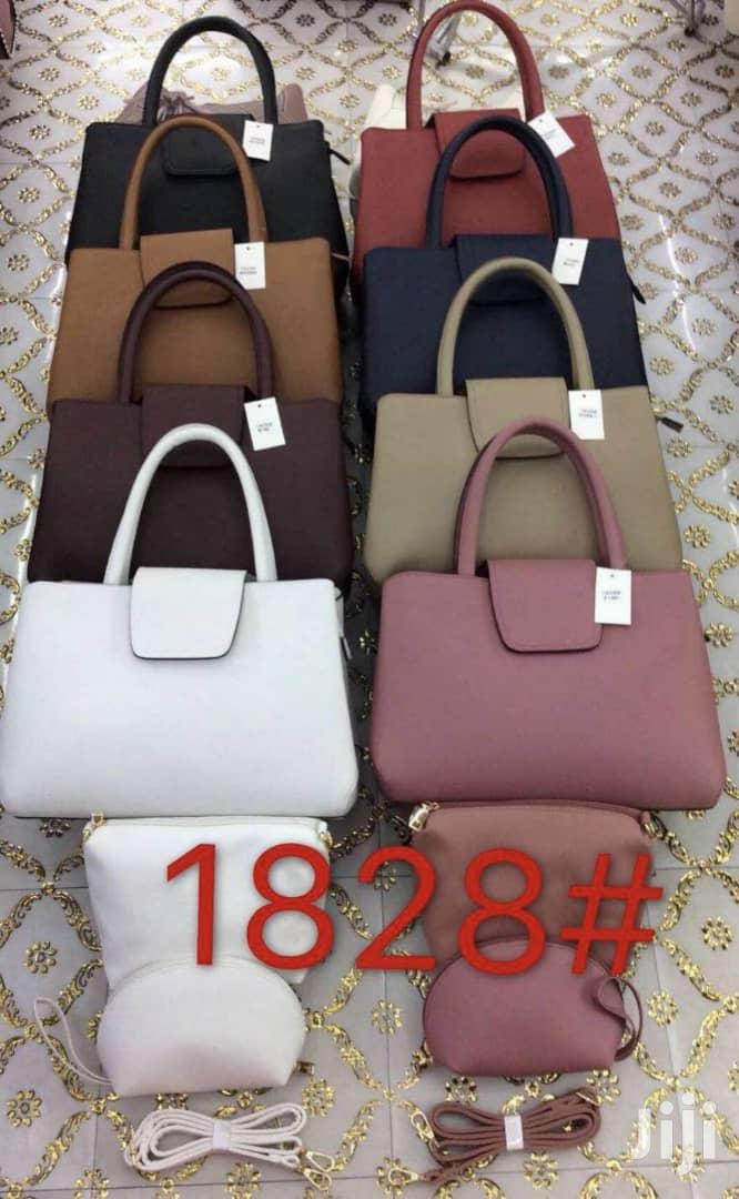 Classic Pure Leather Bags. | Bags for sale in Surulere, Lagos State, Nigeria
