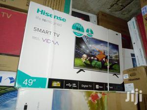 Hisense 49 Inches Smart LED TV I | TV & DVD Equipment for sale in Lagos State, Lekki
