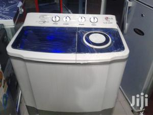 Lg Washing Maching 10kg | Home Appliances for sale in Lagos State, Orile
