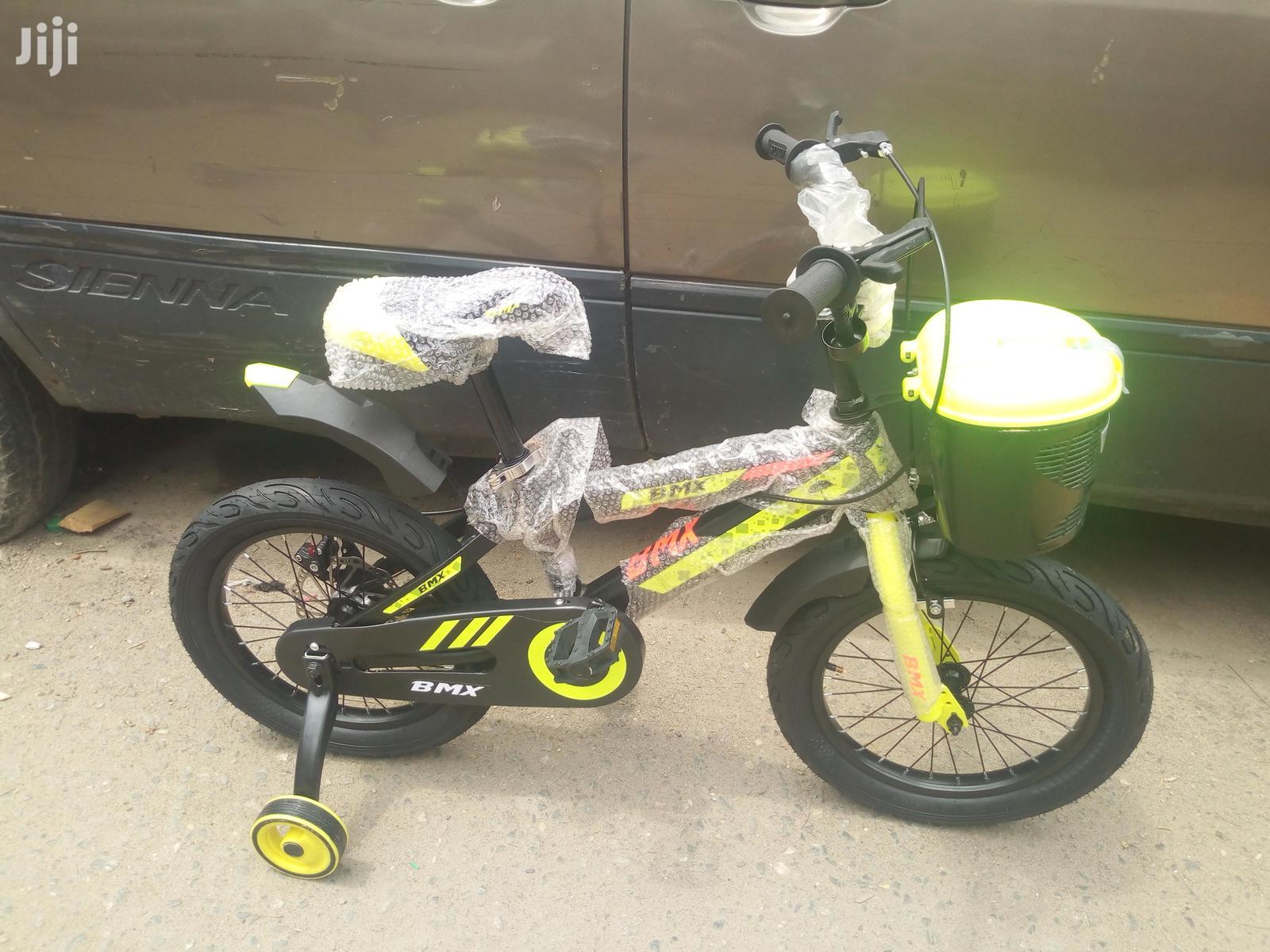 Bmx Children Bicycle
