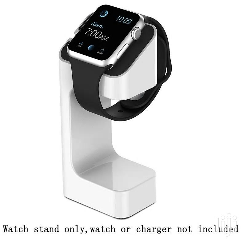 Charging Dock for Apple Watch Series 1/2/3/4   Smart Watches & Trackers for sale in Ifako-Ijaiye, Lagos State, Nigeria