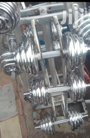 20kg Dunbell | Sports Equipment for sale in Abuja (FCT) State, Central Business Dis
