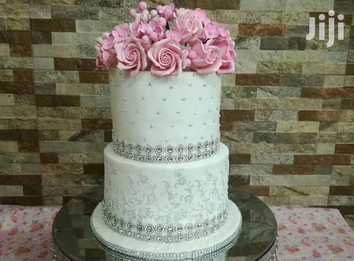 Archive: Rich Fruit Wedding Cake