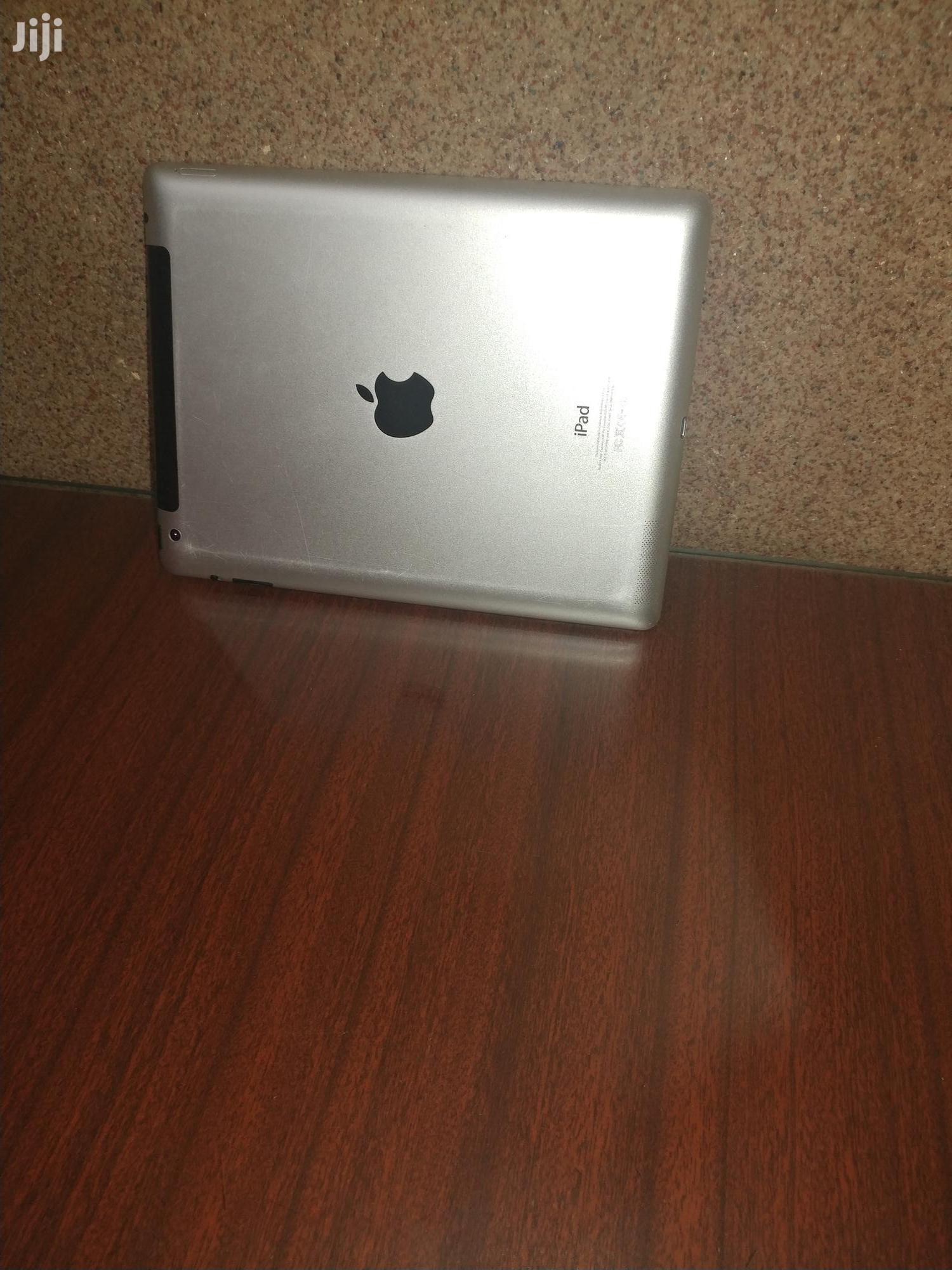 Archive: Apple iPad 4 Wi-Fi 64 GB Gray