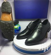 Black Corporate Laceup Designer Shoe by Michael | Shoes for sale in Lagos State, Lagos Island