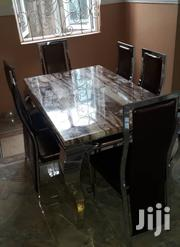Quality Marble Top Dining Table by Six Seaters | Furniture for sale in Abuja (FCT) State, Jahi