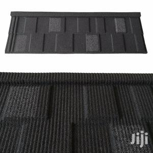 Docherich Tough Black Shingle Stone Coated Roofing Sheets And Water Gu | Building Materials for sale in Lagos State, Apapa