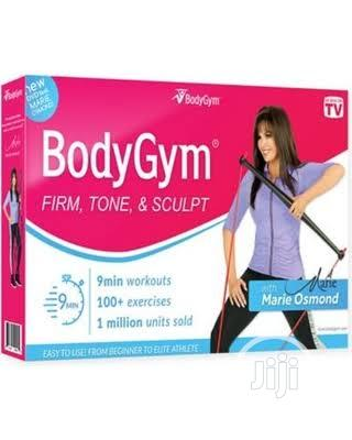 Body Gym Firm Tone And Sculpt