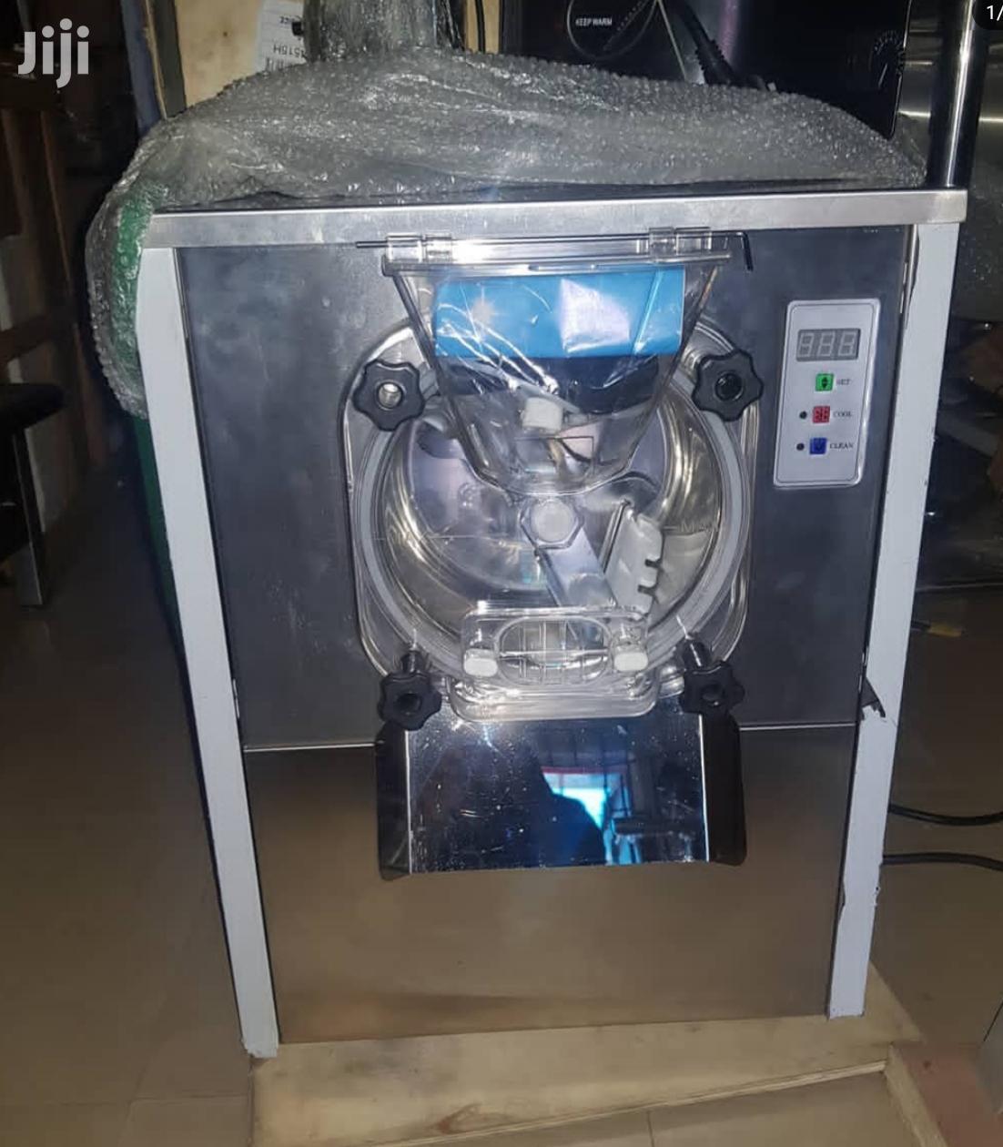 Hard Ice Cream Machine - Table Top