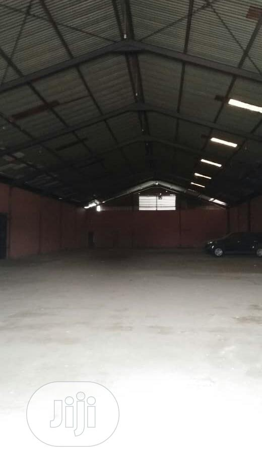 Warehouse For Rent At Ikeja