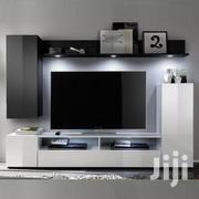 Runtown TV Wall Unit | TV & DVD Equipment for sale in Lagos State, Agege