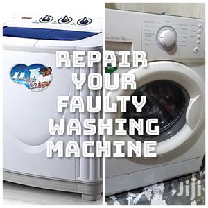 Washing Machine Engr   Repair Services for sale in Lagos State, Ojota