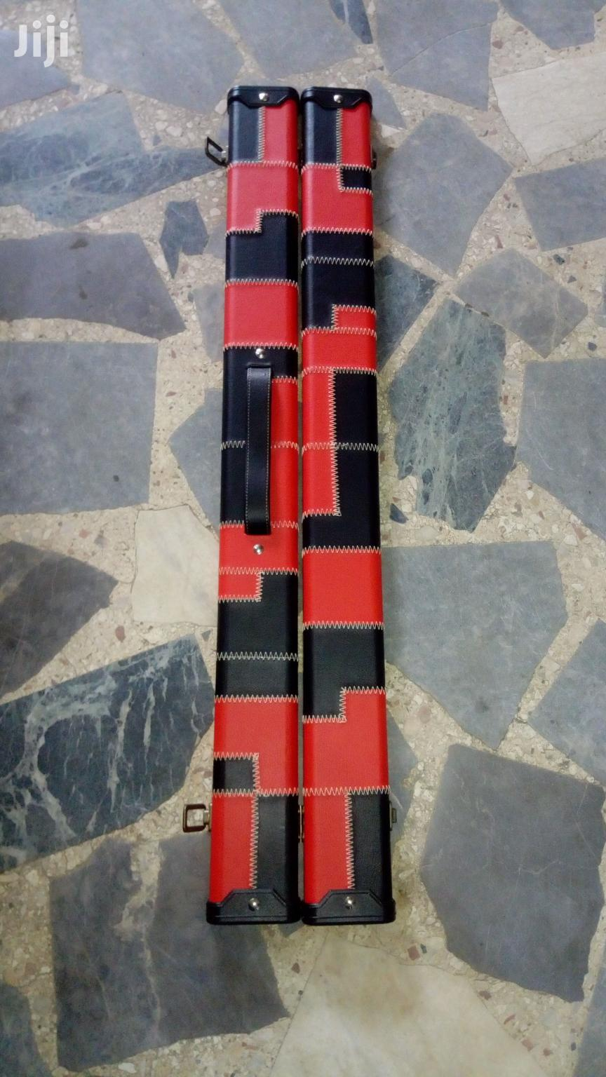 Original Pack for Snooker Stick   Sports Equipment for sale in Port-Harcourt, Rivers State, Nigeria