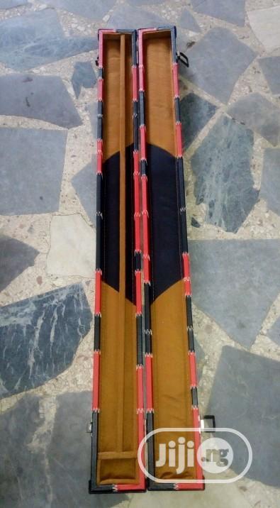 Original Pack for Snooker Stick